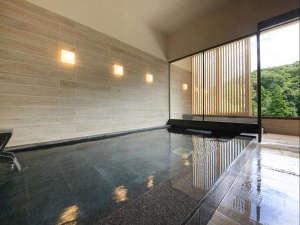 箱根水明荘:女性大浴場(2016年リニューアル)