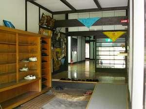 京都府和知青少年山の家:エントランス