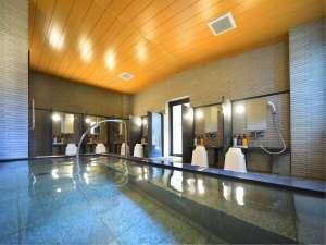 ホテルルートつくば:大浴場
