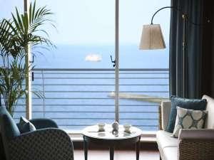 琵琶湖ホテル:母なる湖、琵琶湖を眺めながら過ごす癒しのひととき【ラグジュアリーフロア『Aqua』】