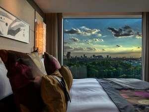 ホテルニューオータニ エグゼクティブハウス 禅の写真