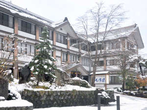 清津峡湯元温泉 清津館の写真