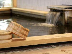 自由旅クラブ 木曽三河家:二本木温泉を使用した大浴場