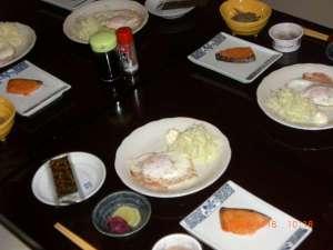 御殿場ビジネスホテル千楽:朝食例11