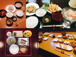 御殿場ビジネスホテル千楽:夕食・朝食