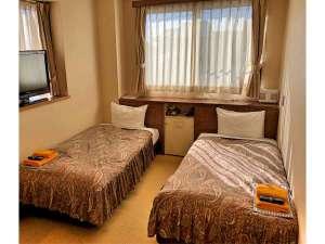 御殿場ビジネスホテル千楽:シングルルーム ツインルーム