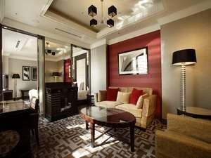 ホテルトラスティ東京ベイサイド:【スイート・昼】54平米ベッド幅120cm×2台 ゆとりある贅沢な空間で、ごゆっくりとおくつろぎください。