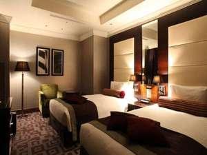 ホテルトラスティ東京ベイサイド:【スイート】54平米ベッド幅120cm×2台 都心の隠れ家として、寛ぎのひとときをお過ごしください。