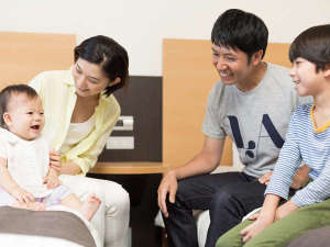 コンフォートホテル仙台西口:小学生以下のお子様は添い寝無料!ご家族でお越しください♪