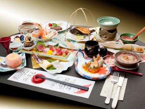 ホテル吾妻:夕食:橘コース(たちばな)※料理写真はイメージです。