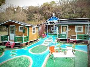 フリーデイズリゾート小豆島ロッジの写真