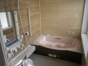 エコ・パーク論所原:ゆったりできるお風呂(※写真はケビンNo.4・5です)