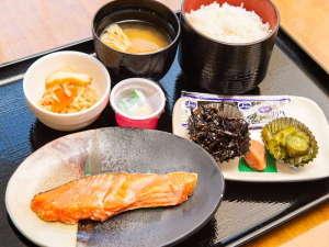 朝食 和食【¥600税別】