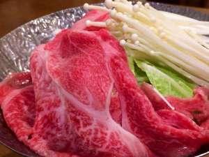 気さくな女将の宿 丸浅旅館:【熊野牛】紀州のご当地牛。甘みがあり好評です♪