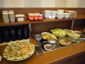 ☆朝食は和洋食をご用意、栄養バランスも考えております。【お食事時間】6:30~9:00