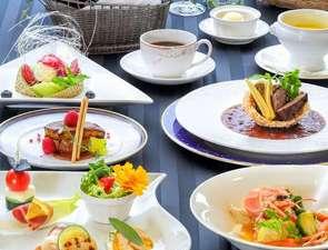 ホテルモンテローザ:フランス料理