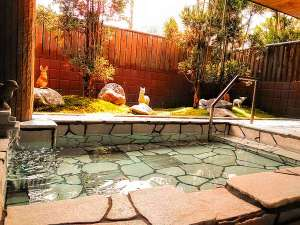 ホテルモンテローザ:新しい露天風呂