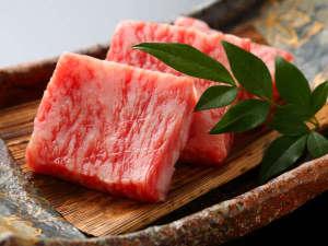 みはらしの宿 杉乃家:ちょっと贅沢に佐賀産和牛の陶板焼き