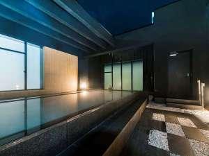 CANDEO HOTELS(カンデオホテルズ)福岡天神:スカイスパ 露天風呂・男性