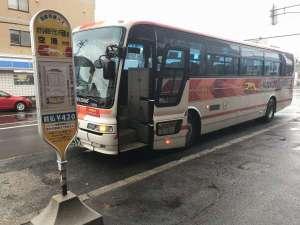 ホテルWBFグランデ函館前⇔函館空港 空港シャトルバス直結 アクセル◎