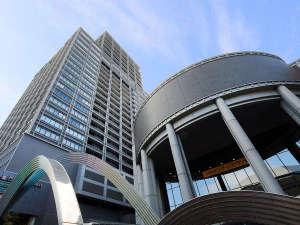 ホテルモントレ グラスミア大阪:ホテルモントレ グラスミア大阪外観