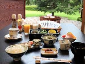 飯坂温泉 あづま荘:和食膳の朝食