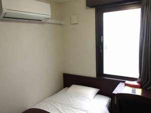 シングルイン新潟第1:全室とも個別エアコンで、年中快適!
