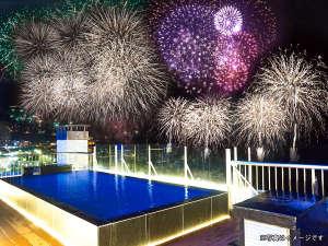 ホテルリブマックス熱海:【屋上露天風呂】イメージ
