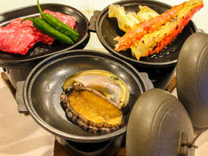 ホテルリブマックス熱海:【夕食】オプション品