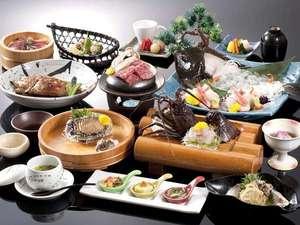 名代的矢かき料理の宿 いかだ荘山上:伊勢志摩3大メイン会席
