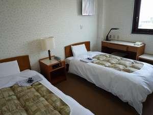 酒田グリーンホテル:ツインルーム