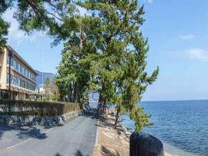 ホテル 琵琶レイクオーツカ~びわ湖まで徒歩10秒の湖畔の宿~の写真