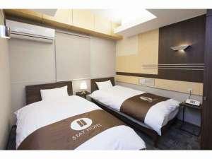 STAY HOTEL:ツインルーム