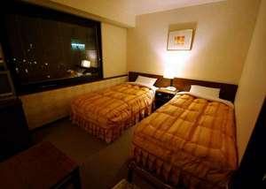 城町アネックス(旧アネックスホテル福井):客室