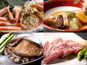 城崎温泉 喜楽:冬の会席料理♪写真はイメージです