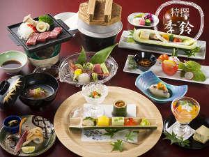 特撰会席 季鈴は贅沢に食を愉しみたい方におすすめ