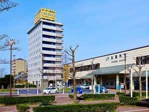 スーパーホテル出雲駅前の写真