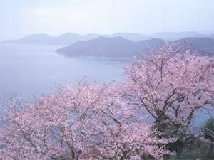 相生岬より見る    瀬戸内海