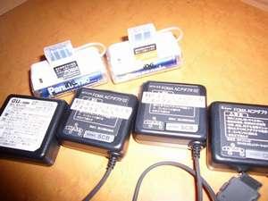 ケータイ充電器の貸出しサービスです♪♪もちろん無料!!!!