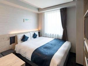 【クイーンエコノミー】ベッド幅160cm◆コーヒーメーカー設置◆体にやさしい空調設備「眠リッチ」採用