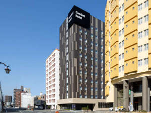 コンフォートホテル名古屋新幹線口の写真
