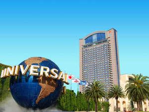 ホテル京阪 ユニバーサル・タワー:大阪初、31階天然展望温泉(有料)のあるホテル。駅直結&USJへも徒歩スグ。