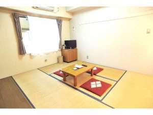 リフレフォーラム:畳のお部屋でゆったり、のんびり~全室ミニキッチン付で長期滞在にも便利