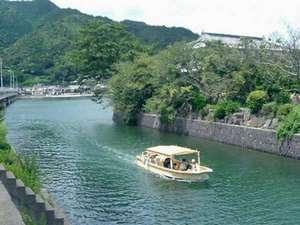 萩八景遊覧船 水の都・萩の景観を、川から海から約40分のコースです