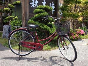 貸自転車 半日500円