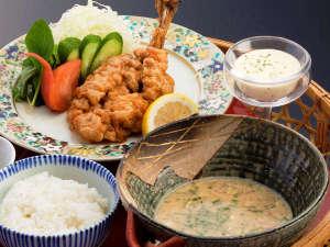 旬の料理とお湯の宿 常盤荘