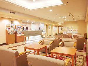 ホテルパールシティ盛岡(HMIホテルグループ):ロビーラウンジ