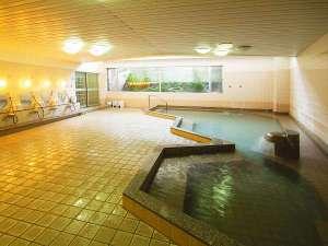 絆が深まる宿 和(旧鞆シーサイドホテル):鞆の浦温泉(大浴場)では旅の疲れを癒して頂けます。