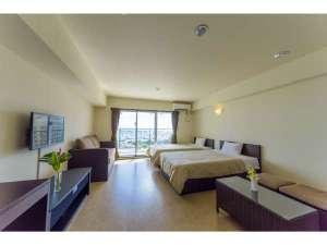 コンドミニアムホテル モンパ:客室
