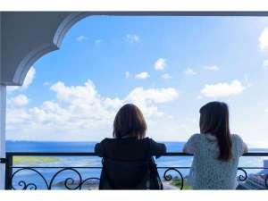 コンドミニアムホテル モンパ:一部バルコニーからの眺め